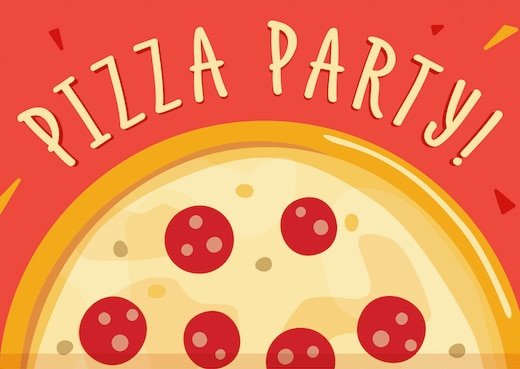 Hostess Helpers Free Pizza Party Printables - thegoodstuff