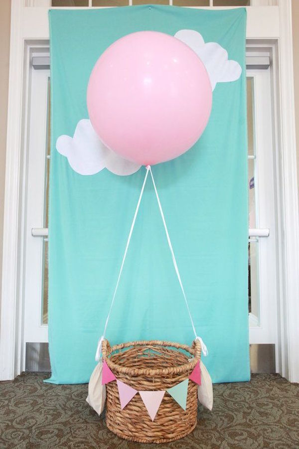 17 First Birthday Party Ideas for Moms On a Budget - thegoodstuff - birthday party design