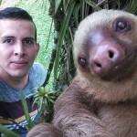 """La foto que le hizo competencia al """"selfie"""" de Nicolás, es la Deiber Chacón."""