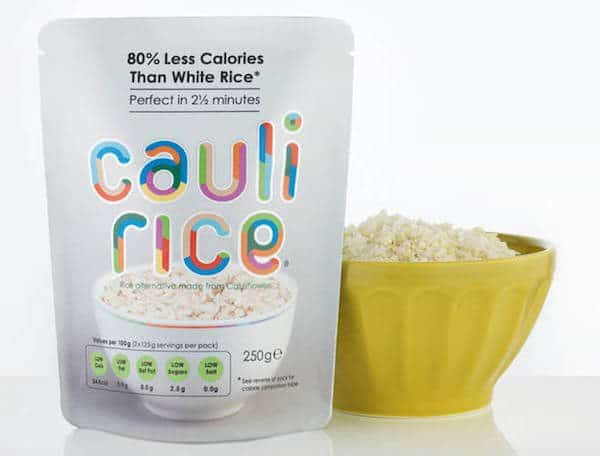 Following Fourth Crowdcube Launch Cauli Rice Announces 250 Jumbo