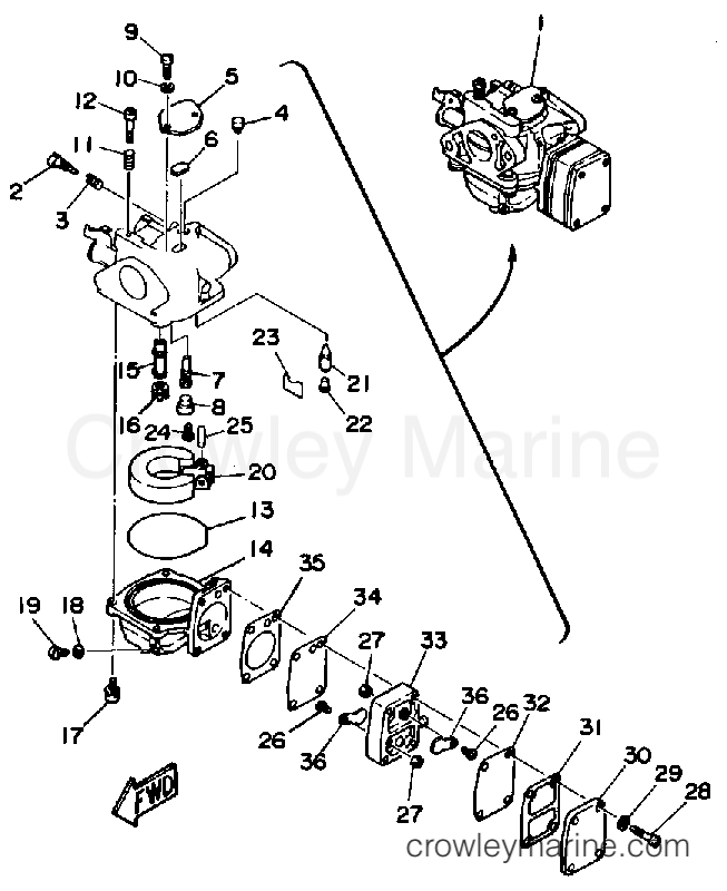 1986 yamaha 115 outboard wiring diagram
