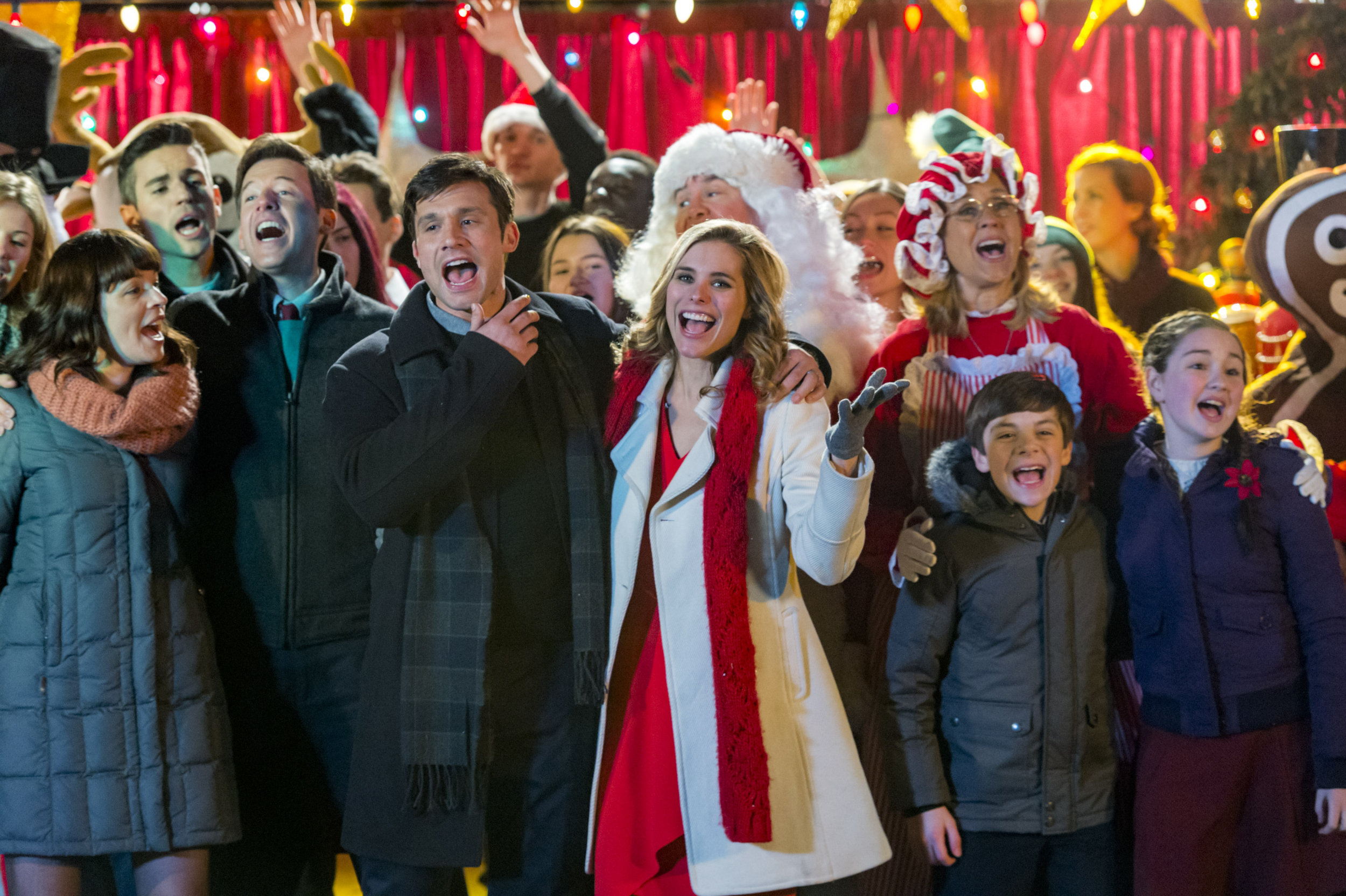 Picture Perfect About A Perfect Christmas A Perfect Christmas Hallmark Channel