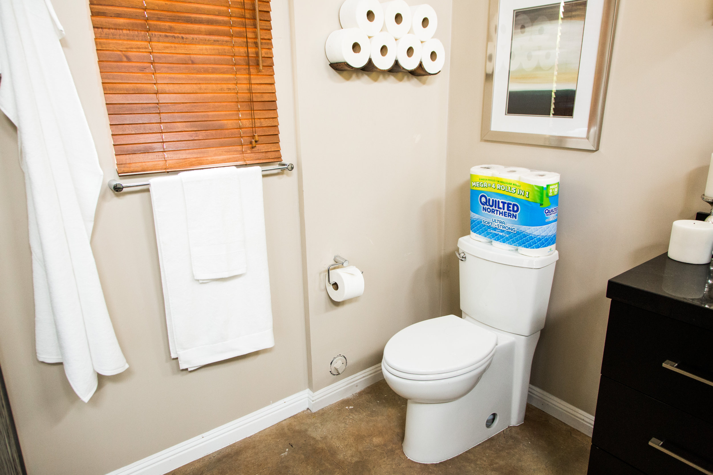 Covered Toilet Paper Storage How To Home Family Toilet Paper Wall Storage Hallmark Channel