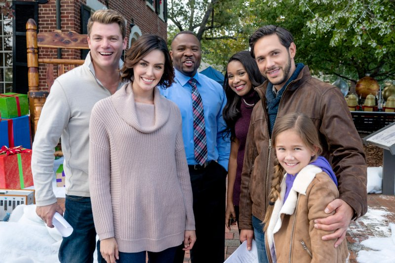 Large Of Christmas In Homestead Cast