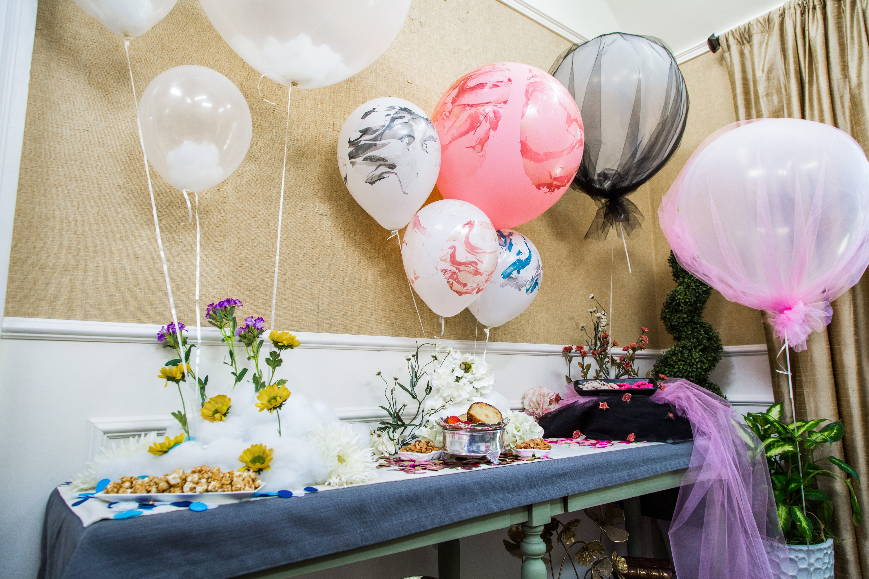 Diy Party How To Diy Party Balloons Hallmark Channel