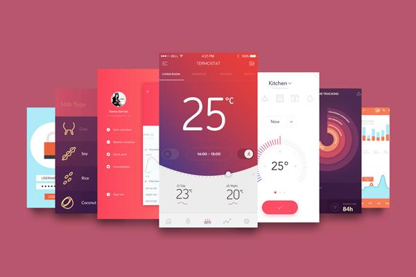 app design inspiration - Towerssconstruction