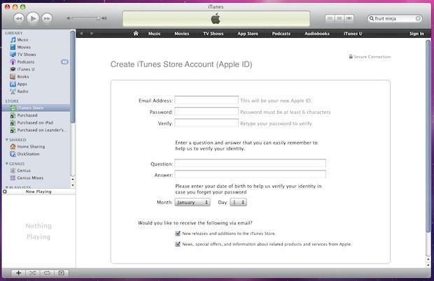 Get a US iTunes Account Anywhere In the World How To