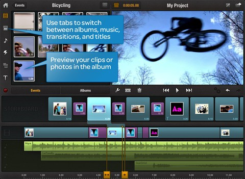 Iphone Wallpaper Maker Avid Launches Semi Professional Video Editing App For The