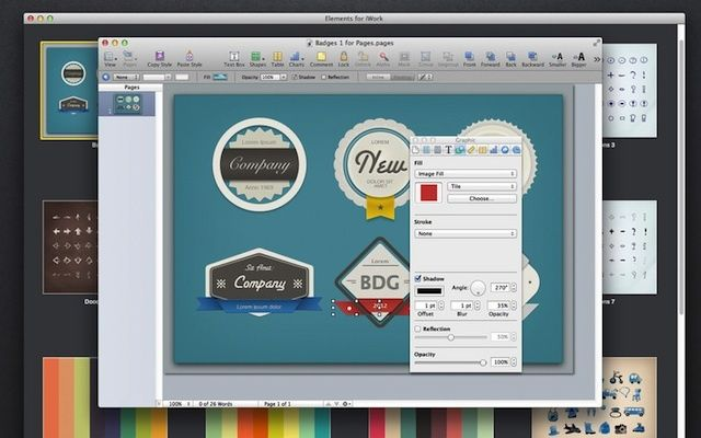 Jumsoft\u0027s New Clipart Package For iWork And iBooks Author Is Great