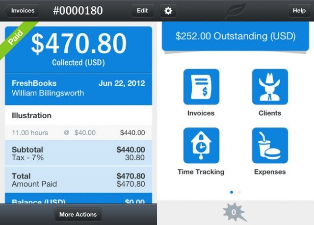 FreshBooks Cloud Accounting Lets You Track Expenses And Send