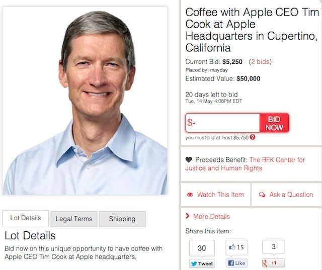 Tim Cook Resume - Fiveoutsidersdrinking coffee with tim cook will