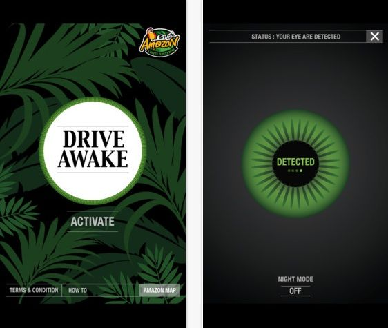 Drive Awake Is The First iOS App That Will Keep You From Falling