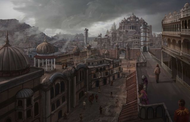 Sci Fi Iphone Wallpaper Unrest An Online Rpg Set In Ancient India Lets You Play