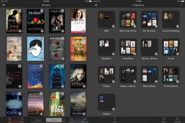 Kindle For iOS7 Is The Best Kindle App Yet Cult of Mac