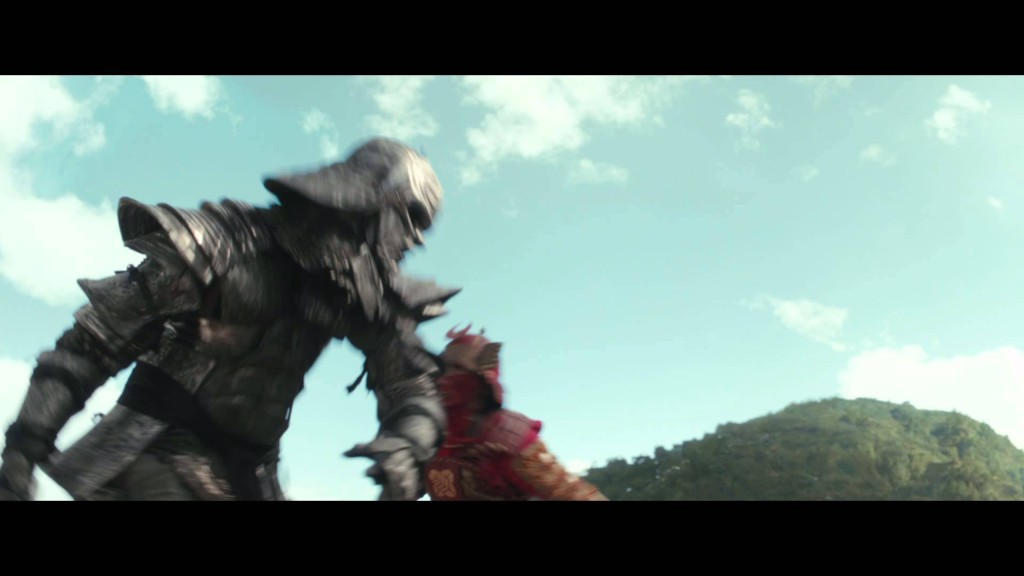 Samurai Wallpaper Iphone 6 Help Keanu Reeves Fight Infinity Blade Iii S Latest Boss