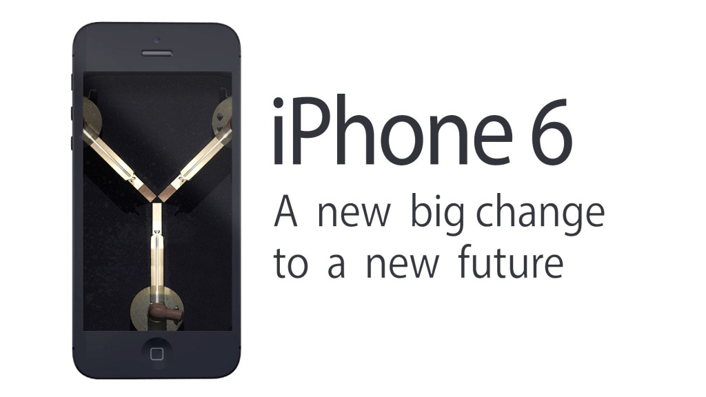 Shelf Wallpaper Iphone What If The Iphone 6 Was Inspired By Back To The Future
