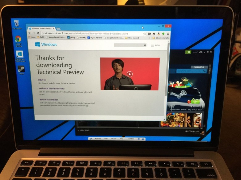 How to run Windows 10 on your Mac for free Cult of Mac