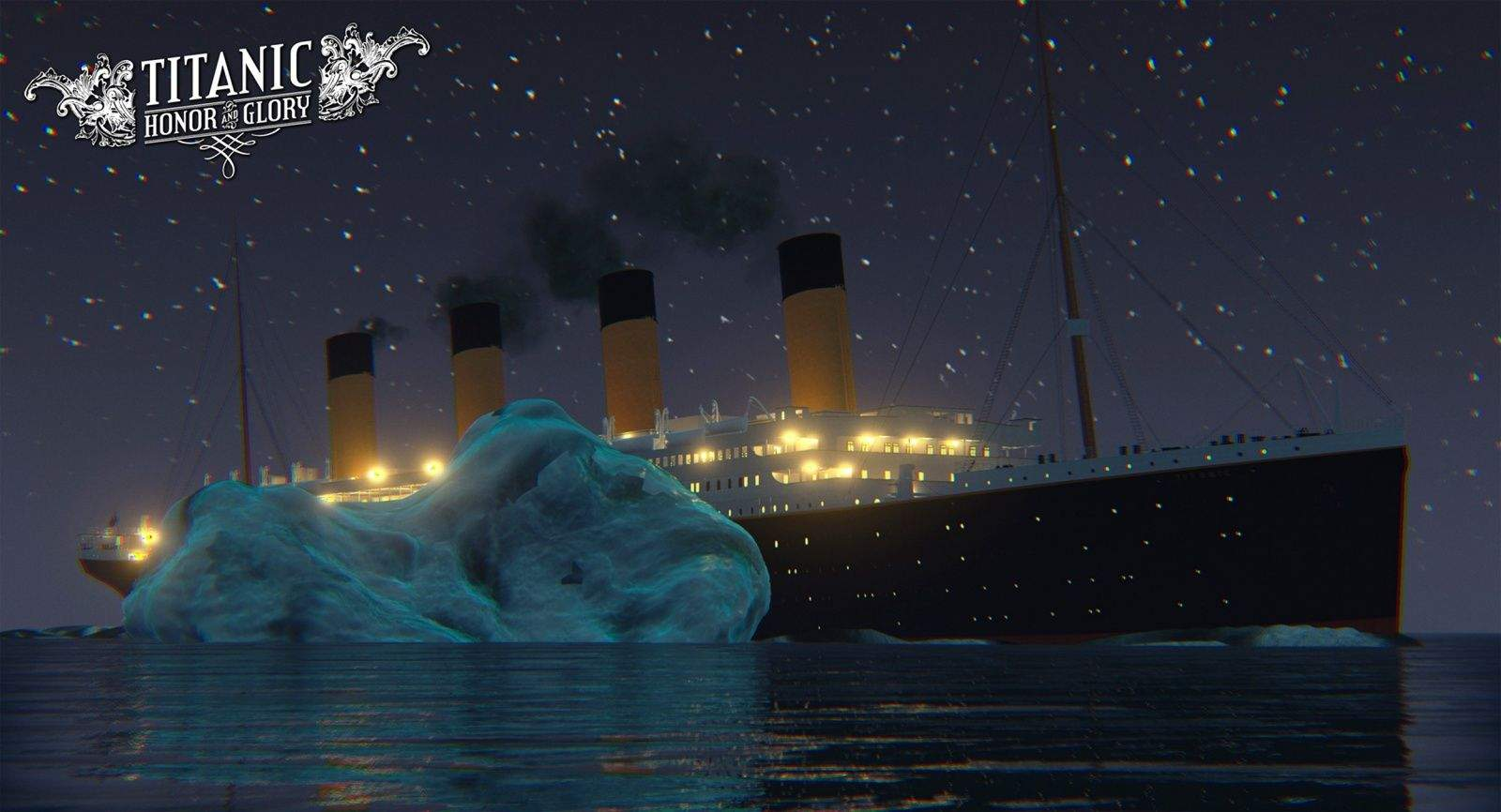 Titanic 3d Wallpaper Free Download Go Down With The Ship Titanic Game Goes Deep On History