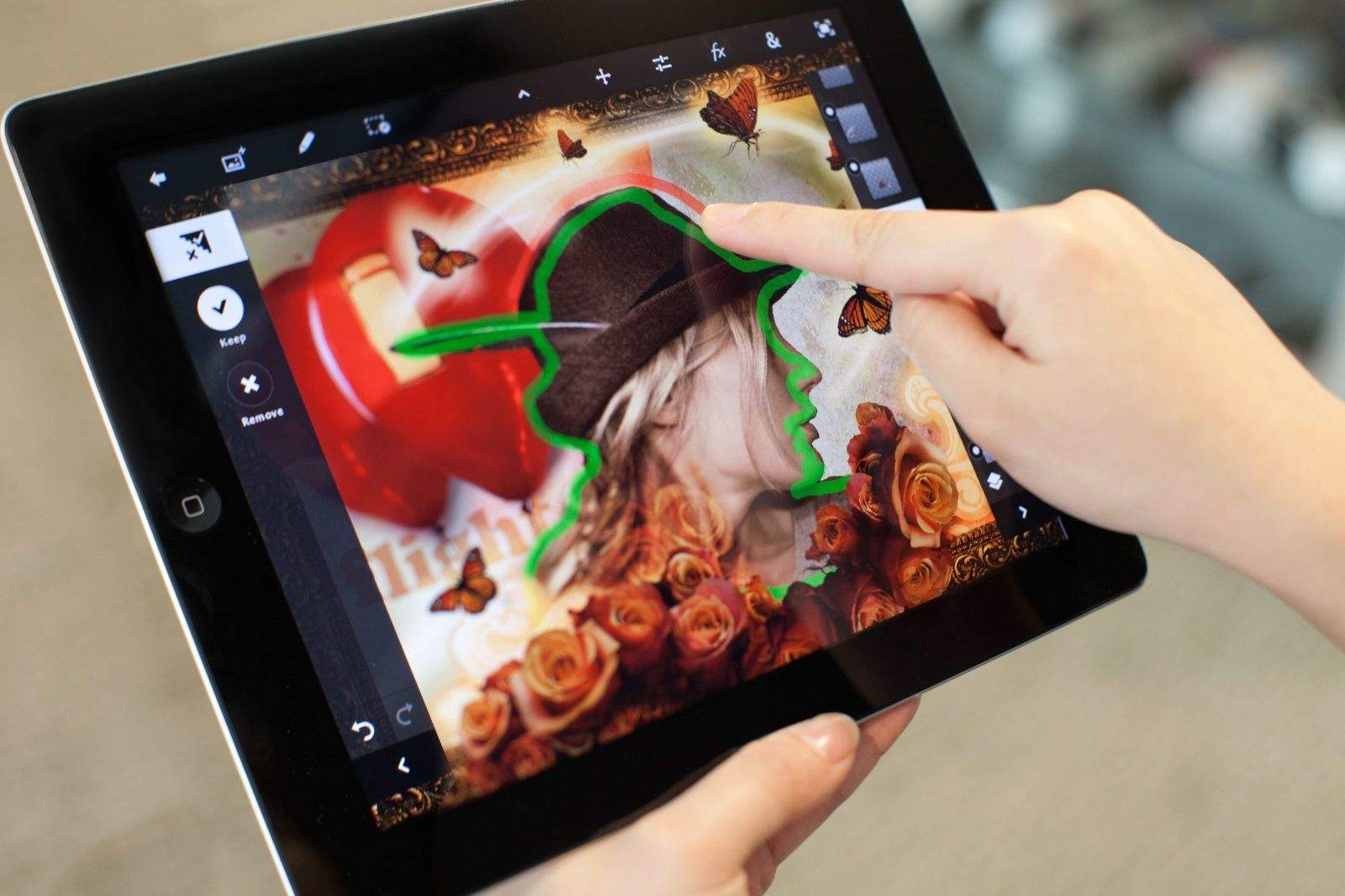 Portable Photoshop Photoshop Touch Gets Axed As Adobe Preps Ios Replacement