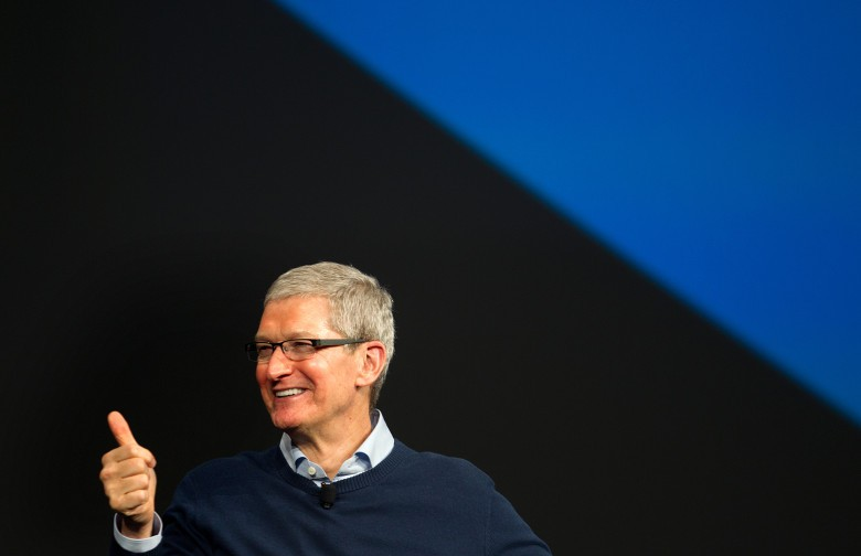 Tim Cook gets as many votes as Jindal in presidential primary - tim cook resume