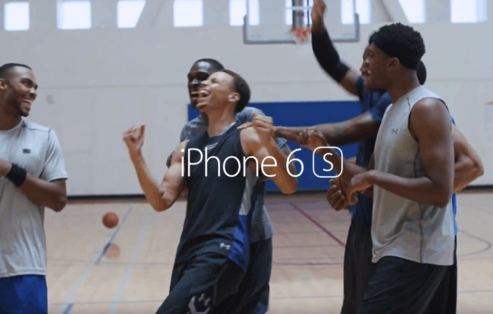 Stephen Curry Wallpaper Iphone 6 Nba Star Stephen Curry Shows Off Live Photos In Iphone 6s Ad