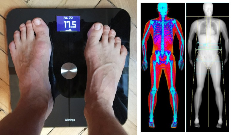 Weighing the options for monitoring your body fat Cult of Mac
