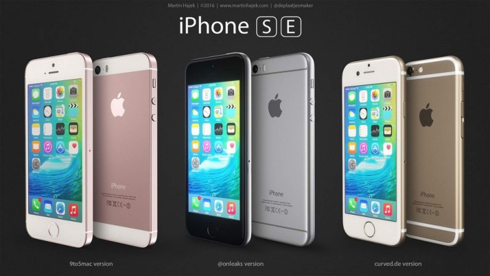 Iphone Se Iphone Se Everything We Know About Apple 39s 4 Inch Iphone