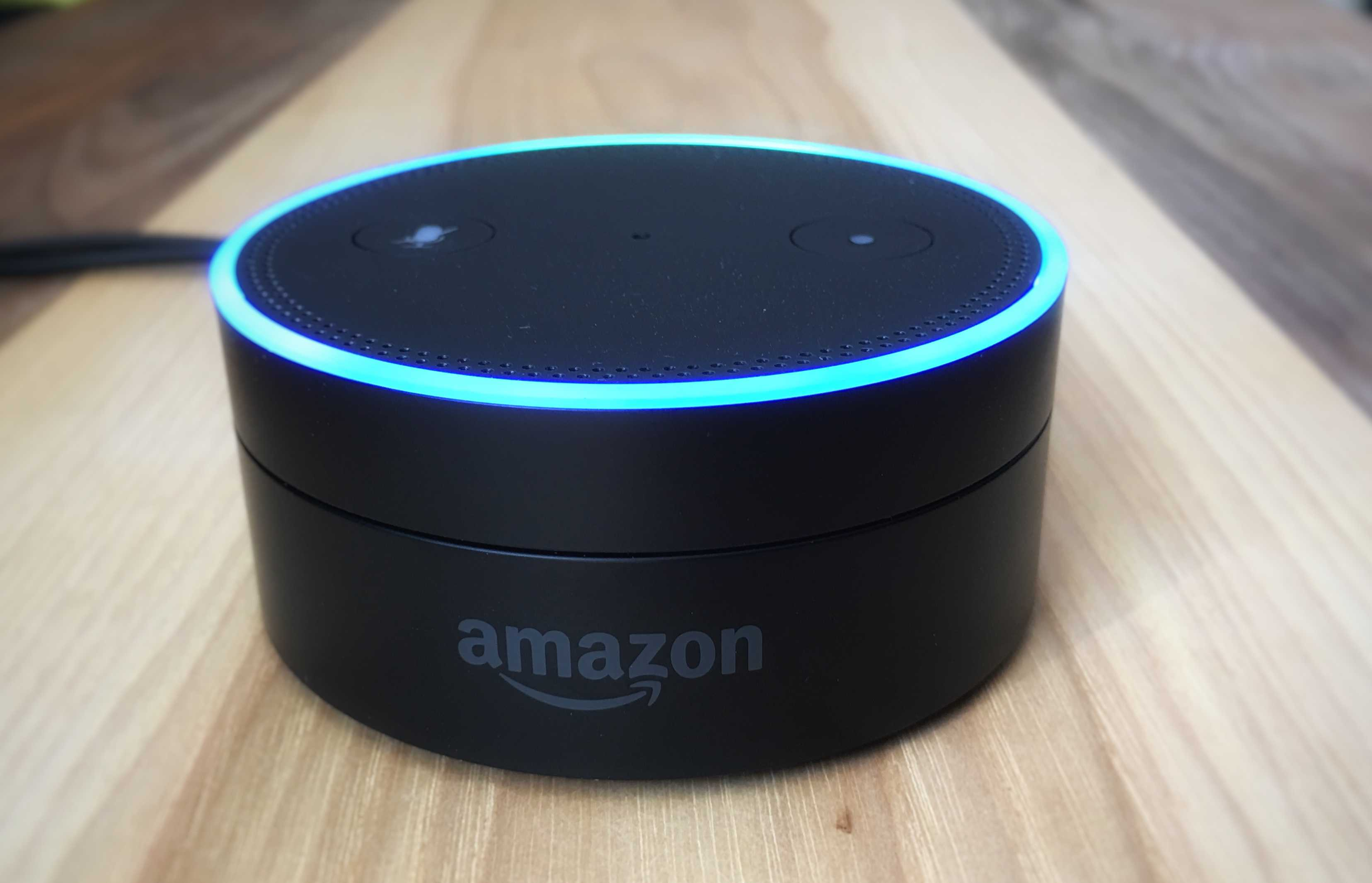 Alexa Dot Amazon S Alexa Is A Big Hit And A Huge Money Drain Cult Of Mac