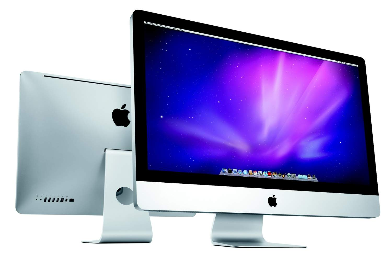 Apple Computers Today In Apple History: Imac Goes Big With 27-inch Display
