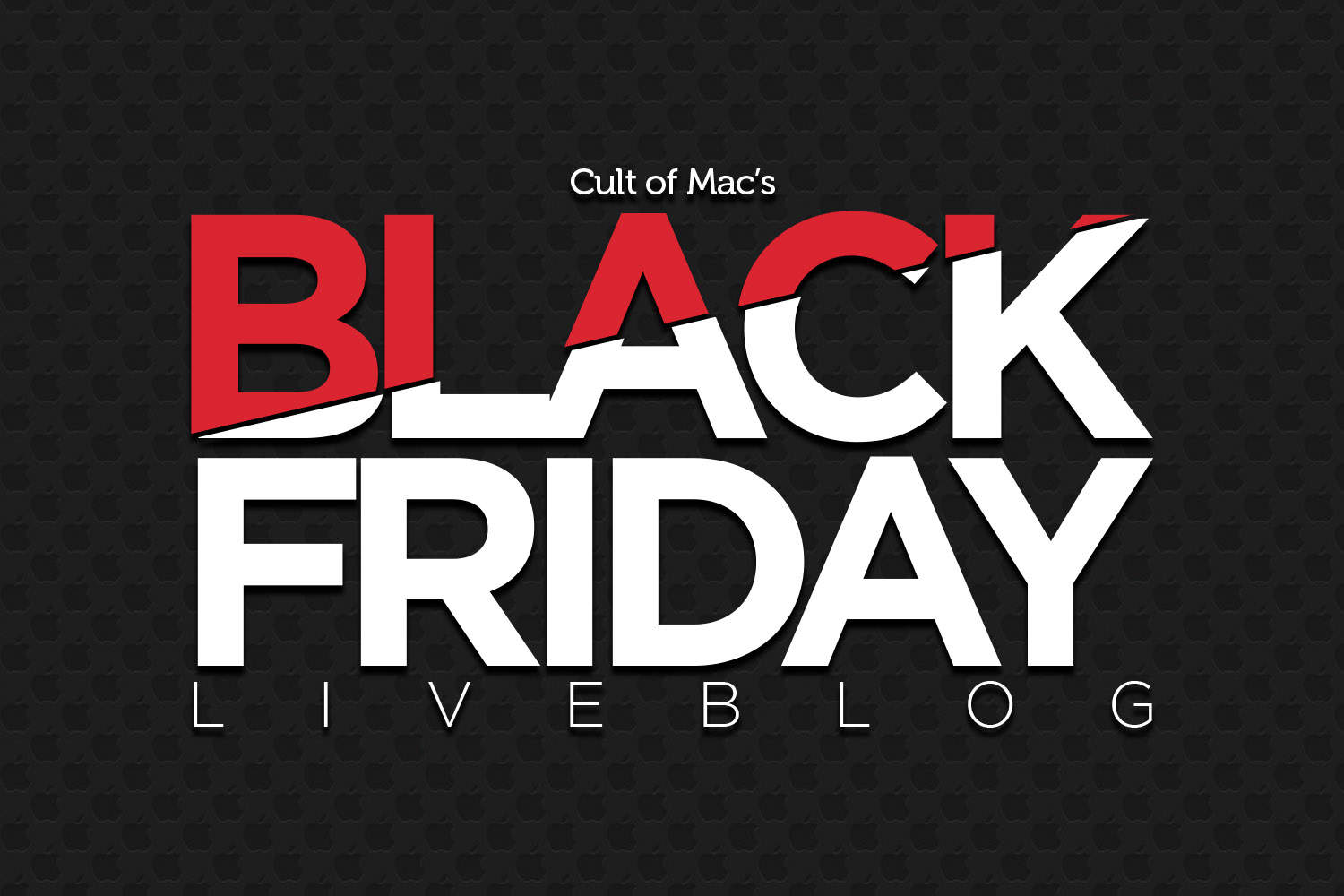 Back Friday The Best Black Friday Deals Of 2017 Cult Of Mac