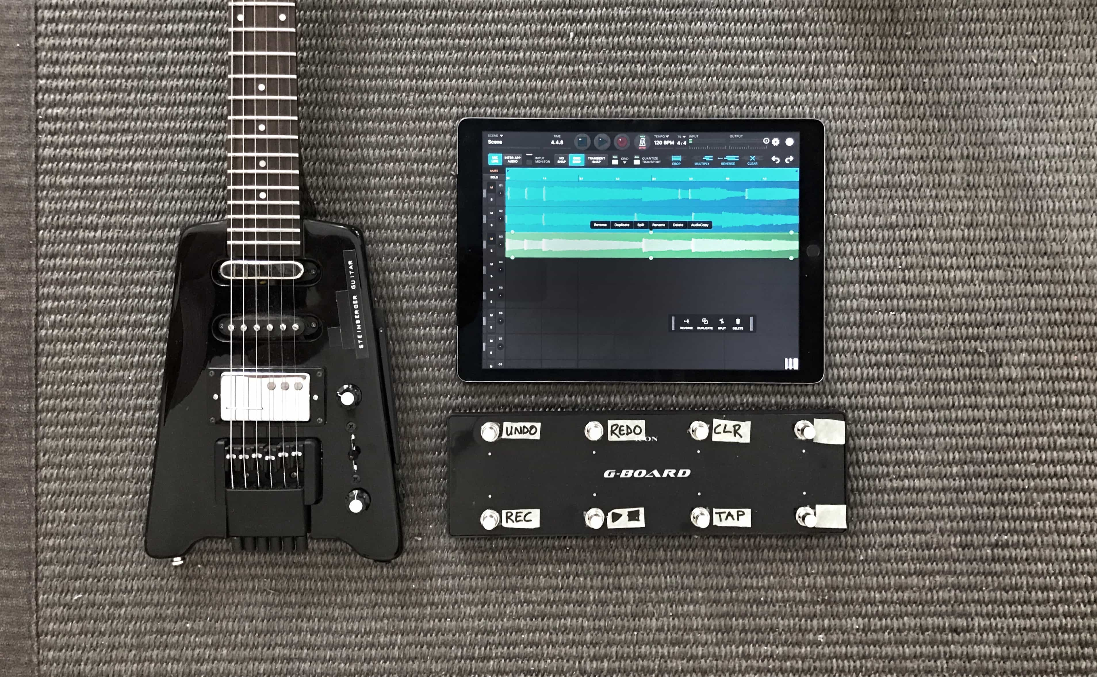 Garageband Na Pc Best Looper Apps For Ipad And Iphone Cult Of Mac