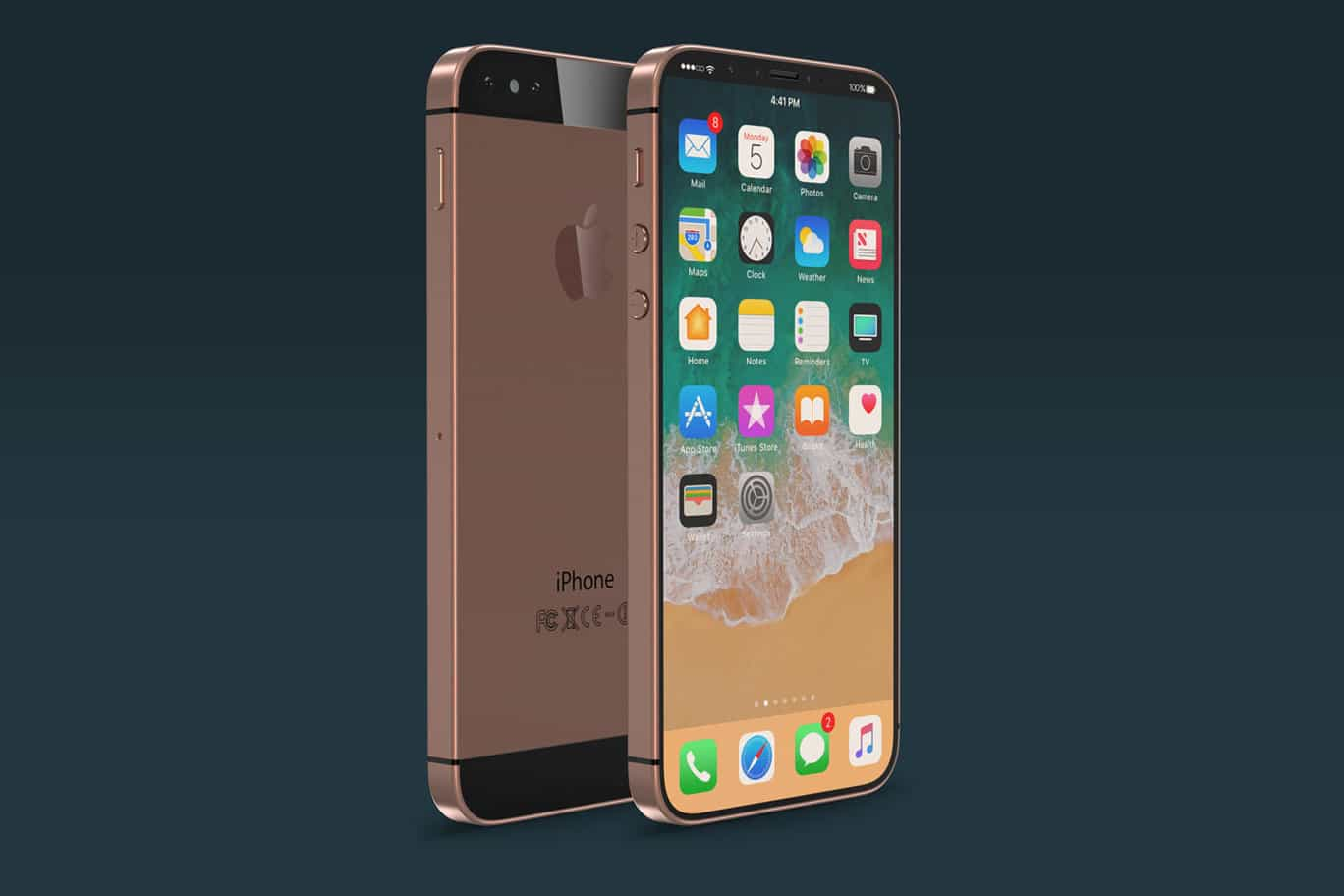 Iphone X Features Iphone Se Plus Concept Packs Best Iphone X Features Into