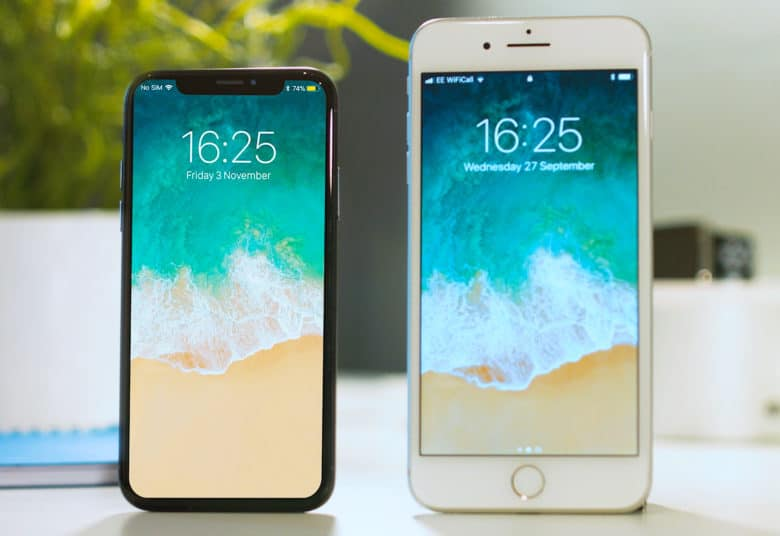 Chargers Iphone Wallpaper Iphone X Vs Iphone 8 Which Should You Buy Cult Of Mac