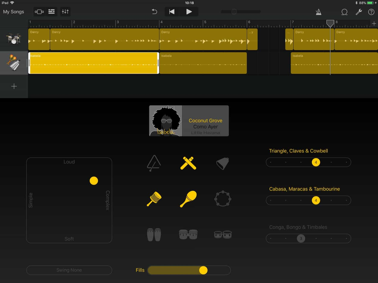 Fan Garageband How To Make A Killer Drummer Track In Garageband For Ipad Cult