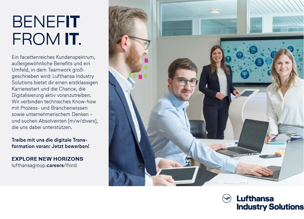 Lufthansa Group Careers