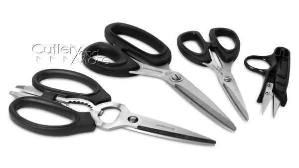 Messermeister Scissor Set 4 Piece Cutlery And More