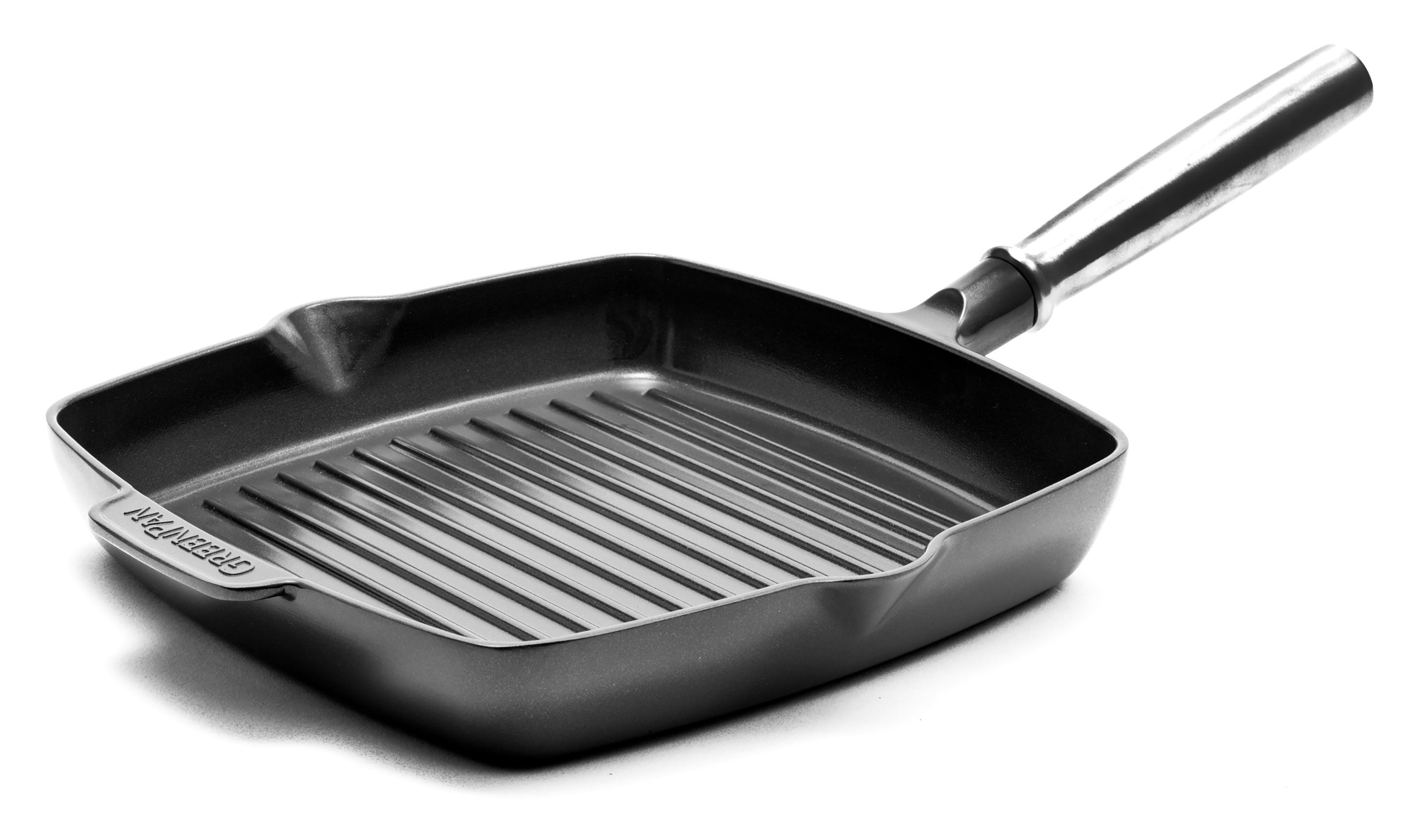 Grill Frying Pan Greenpan Simmerlite 10