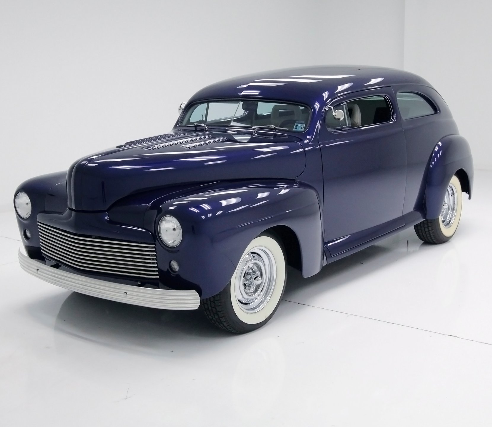 Volvo Dealer Delft 1948 Ford Street Rod For Sale 5669 Motorious