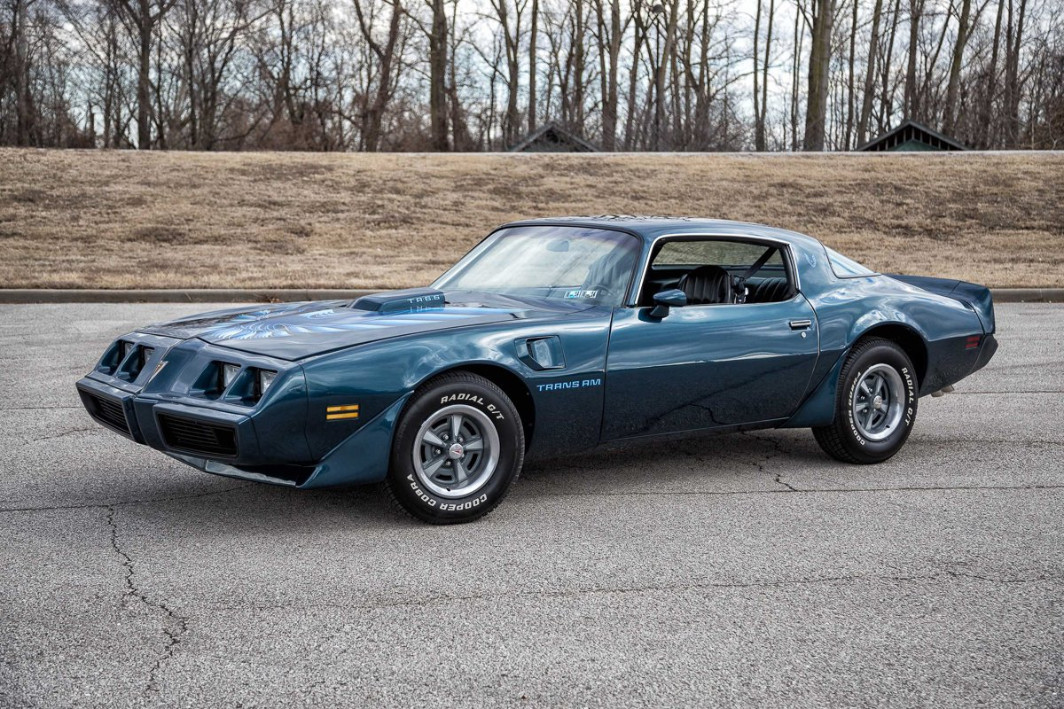1979 Trans Am Picture 1979 Pontiac Trans Am Fast Lane Classic Cars