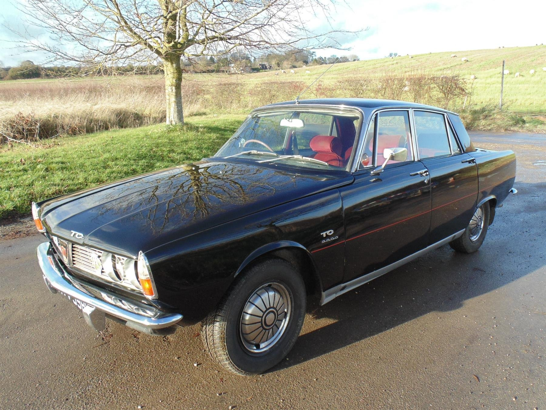 Rover P6 1970 Rover P6 For Sale 152069 Motorious