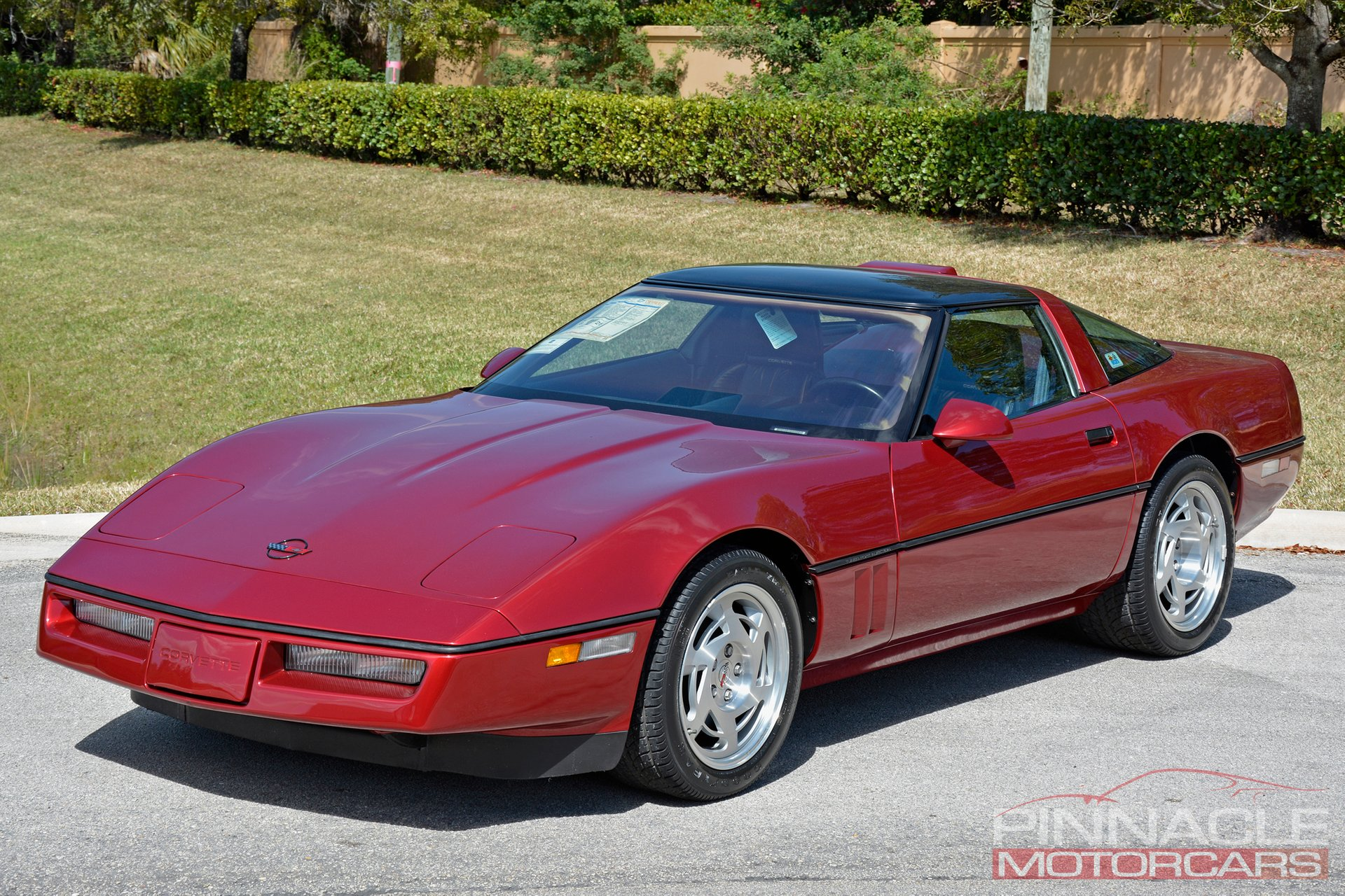1990 Chevrolet Corvette Zr1 1990 Chevrolet Corvette Zr1 For Sale 111763 Mcg