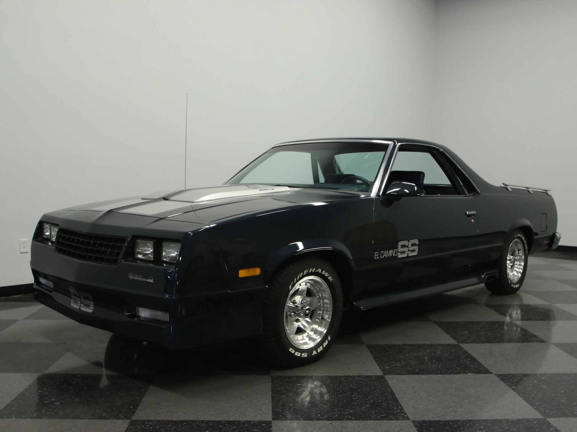 1980 El Camino Gas Mileage 1987 Chevrolet El Camino Streetside Classics The Nation S
