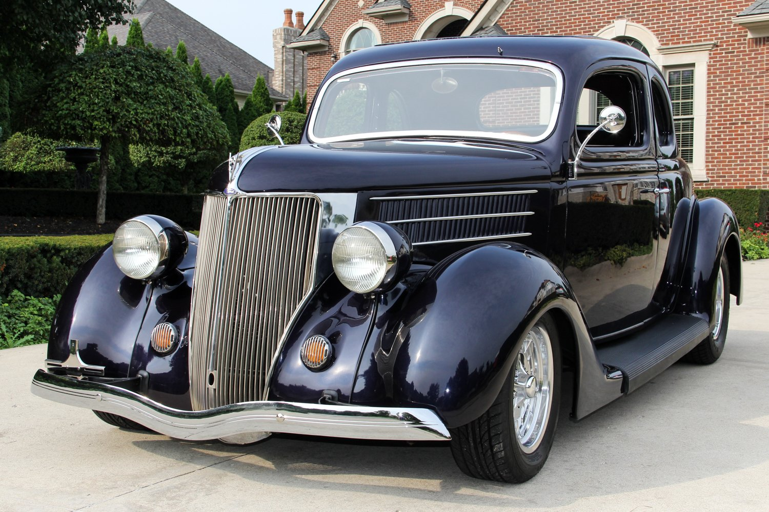 Coupe Ford 1936 Ford Coupe Classic Cars For Sale Michigan Muscle Old