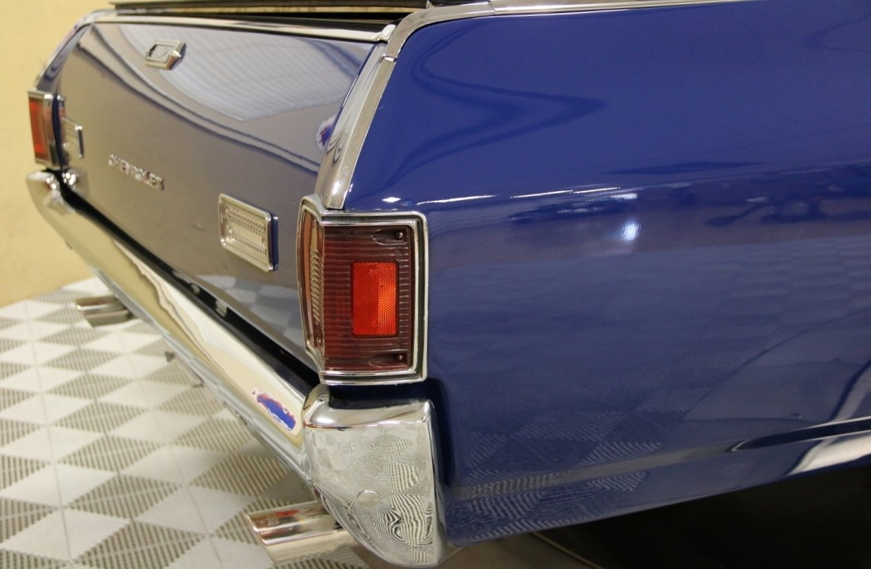 1970 El Camino Led Tail Lights 1970 Chevrolet El Camino For Sale 105502 Mcg
