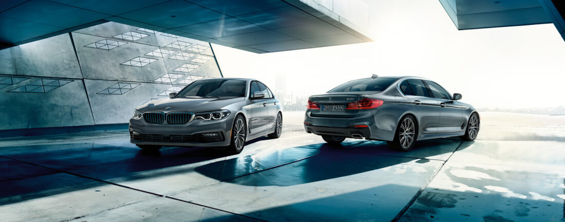 2018 BMW 5 Series in Baton Rouge LA - Brian Harris BMW