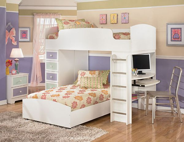 Kids Bedroom Paint Ideas 10 Ways to Redecorate - paint ideas for bedroom