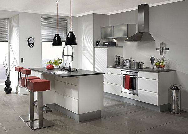 Küche Mobiliar Keeping Your Kitchen Fashionable But Practical