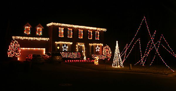 Outdoor Christmas Decoration Ideas - christmas decorations outdoors