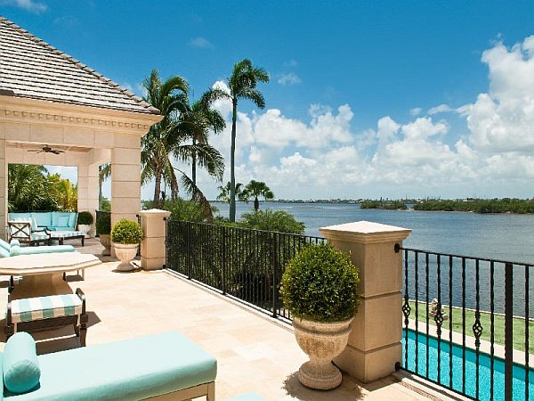 Mini Divani Furniture Luxury Palm Beach Mansion Selling For An Extravagant $38m