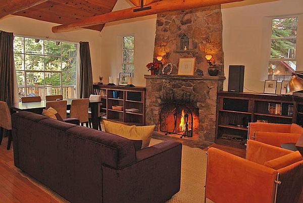 Stylish Cottage Living 14 Decorating Ideas - cottage living room ideas